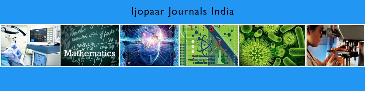 International Journal of Pure and Applied Researches - This